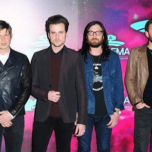 The Kings of Leon will headline this year's Isle of Wight Festival
