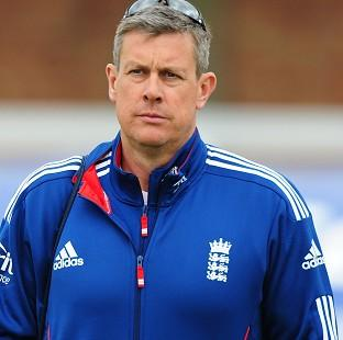Burnley and Pendle Citizen: Steve Harmison believes Ashley Giles, pictured, should be given the chance to lead England in all three formats