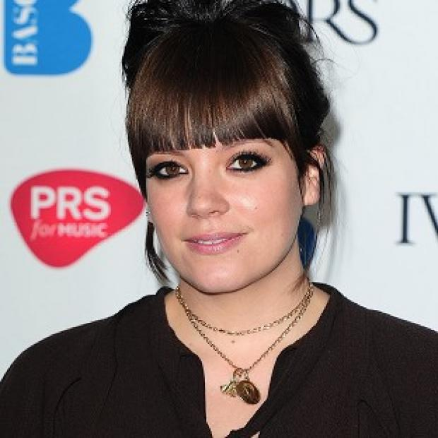 Burnley and Pendle Citizen: Lily Allen has hit back at Katie Hopkins