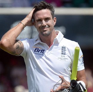 Kevin Pietersen's England career is over