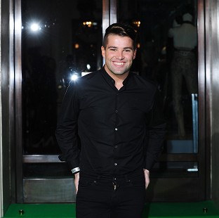 Joe McElderry has set his sights on Strictly