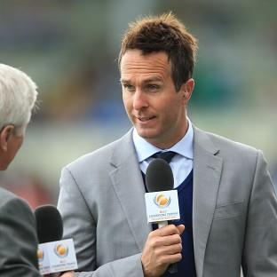 Michael Vaughan doesn't feel the time is right to get involved with England