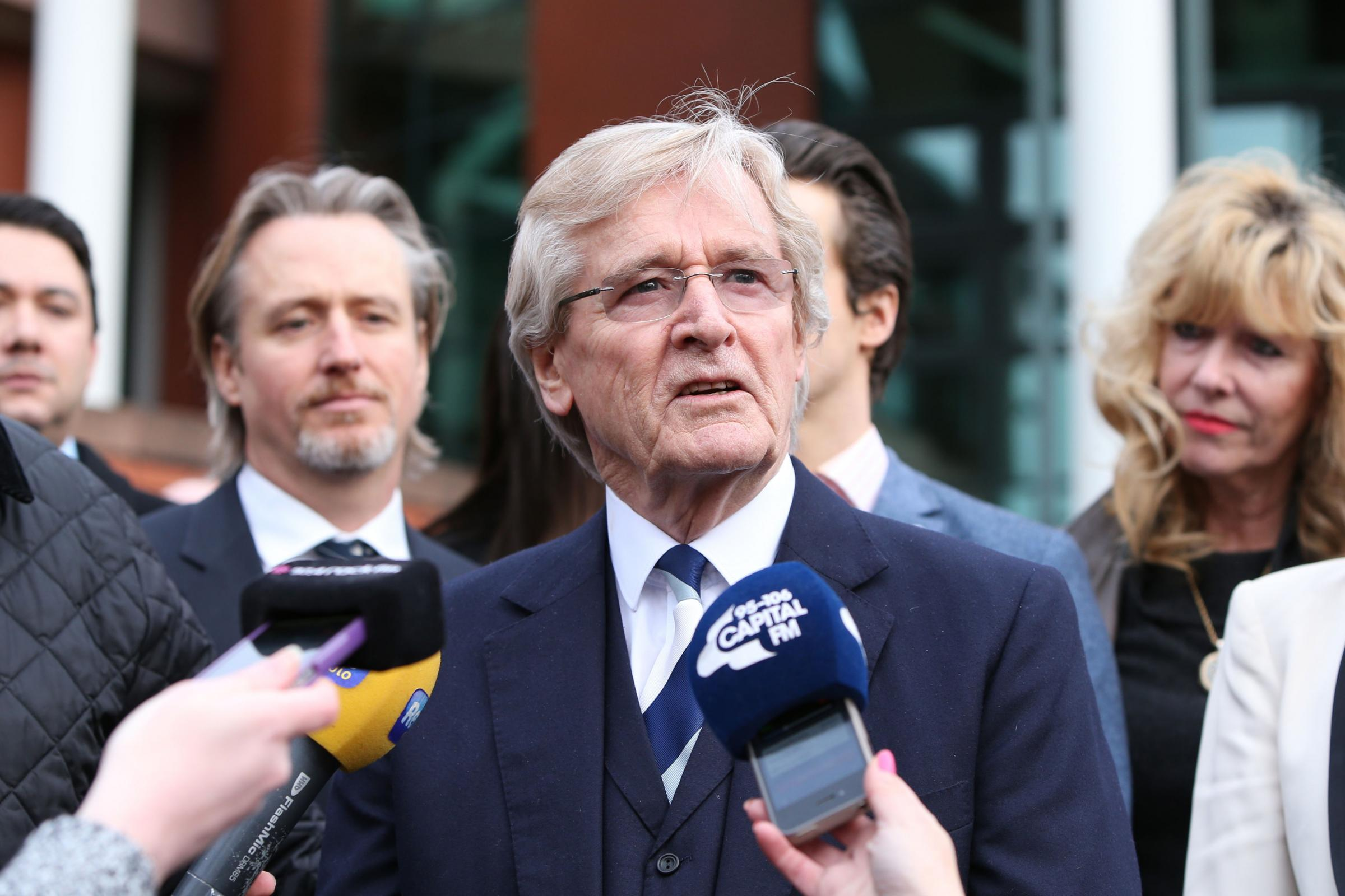 Coronation Street actor William Roache cleared of all sex charges