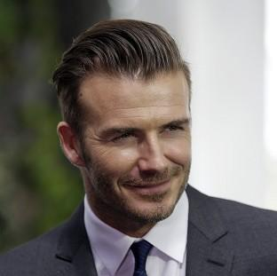 Burnley and Pendle Citizen: David Beckham listens to his wife's advice on clothes