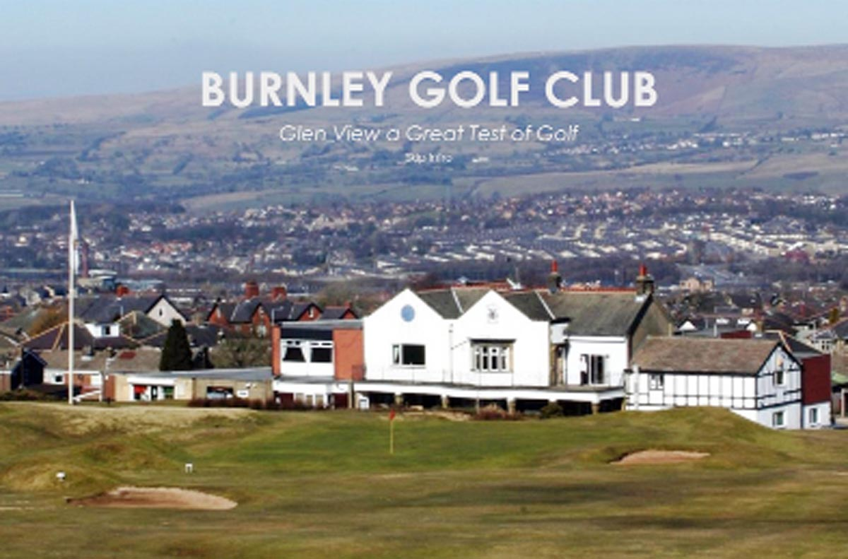 Burnley Golf Club aims to boost member numbers