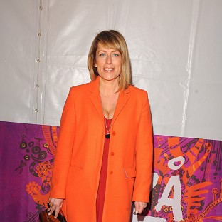 Fay Ripley felt under pressure playing a police detective in Suspects