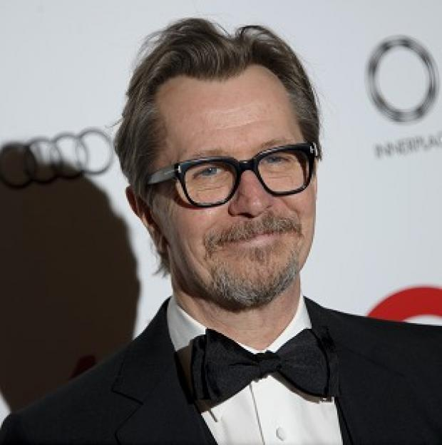 Burnley and Pendle Citizen: Gary Oldman stars in the RoboCop remake