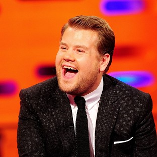 James Corden will host the Brit Awards for the last time this year