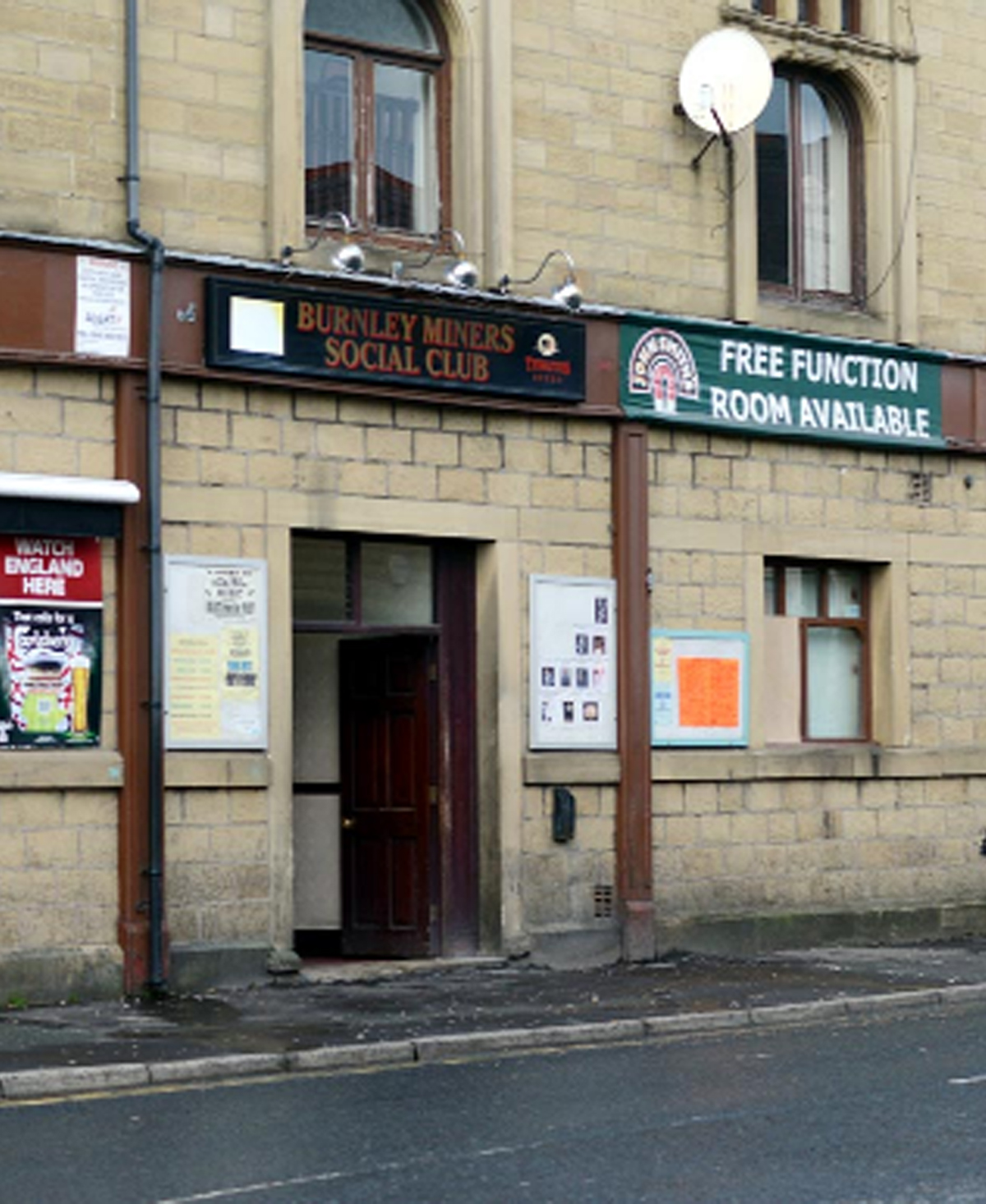 Three more arrested over Burnley Miners Club attack