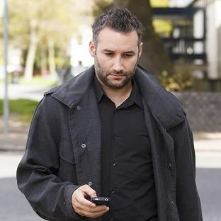 Dane Bowers shouted and swore at door staff at a Butlins nightclub