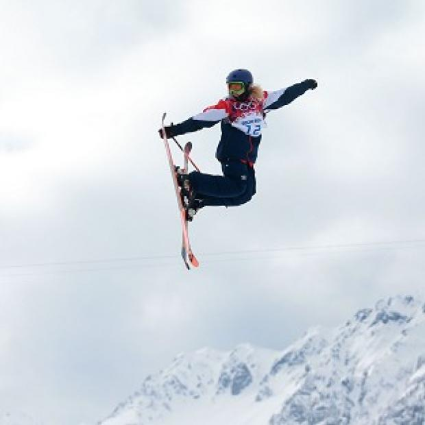 Burnley and Pendle Citizen: Katie Summerhayes finished seventh in the ski slopstyle with a score of 70.60