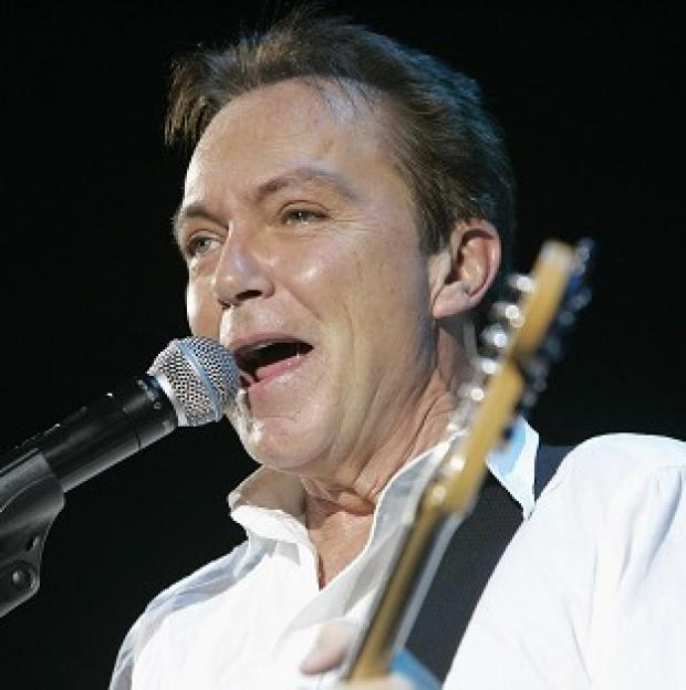Burnley and Pendle Citizen: David Cassidy and his wife are divorcing