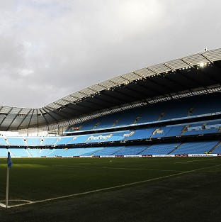 The Etihad Stadium is one of a number of grounds to have been battered by heavy winds