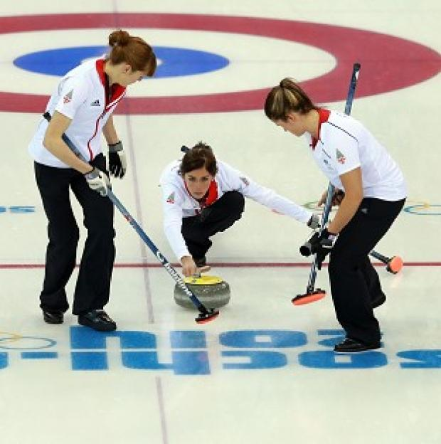 Burnley and Pendle Citizen: Eve Muirhead's curling team defeated China on Thursday