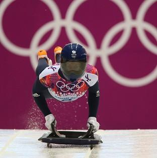 Lizzy Yarnold leads the way in Sochi