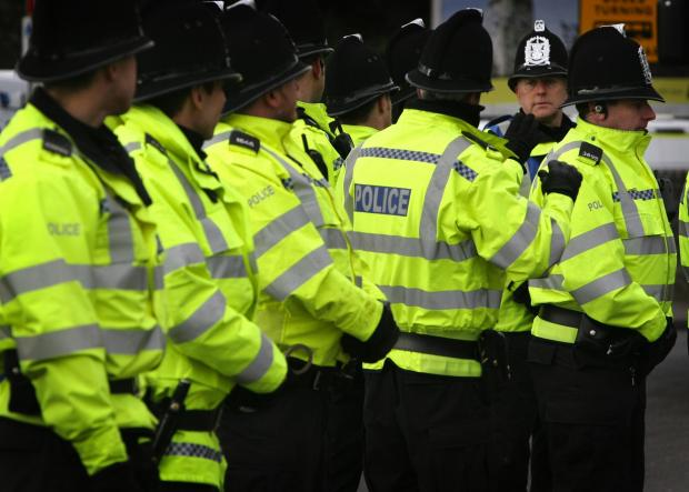 Lancashire Police officers' fitness blow as 29 fail tests