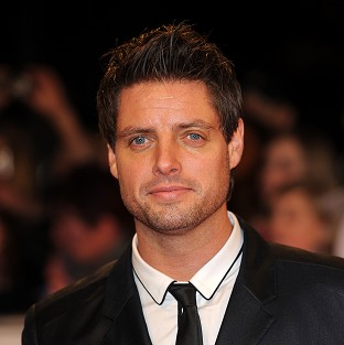 Keith Duffy misses being part of a group while competing in Splash!