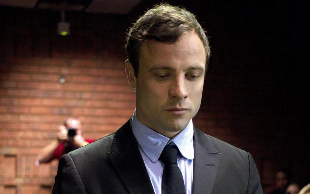 Burnley and Pendle Citizen: Oscar Pistorius sorrow over shooting of girlfriend