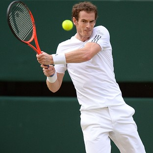 Andy Murray bowed out of the ABN Amro World Tennis Tournament in Rotterdam after a straight-sets defeat to Marin Cilic