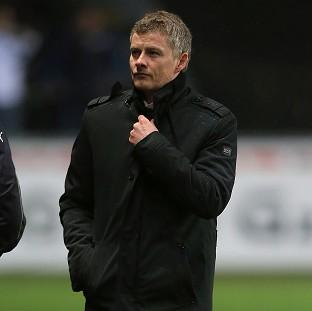 Cardiff manager Ole Gunnar Solskjaer is ignoring off-field events surrounding the club