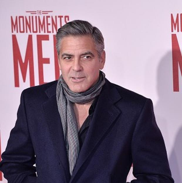 Burnley and Pendle Citizen: George Clooney's new film is inspired by the true story of a team of soldiers on a mission to rescue valuable artwork stolen by the Nazis during the invasion of Europe