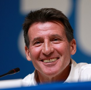 Lord Coe will captain a team against one lead by comic John Bishop