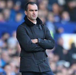 Roberto Martinez's Everton have reached the quarter-finals