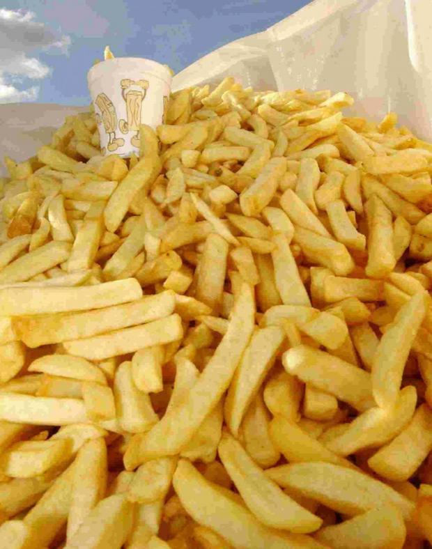 Burnley and Pendle Citizen: Chippy is frying high in Nelson