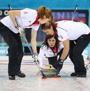 GB's women curlers are through to the last four in Sochi