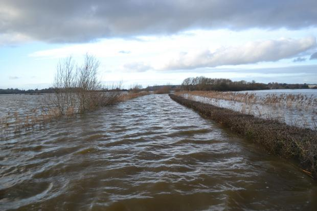 Burnley and Pendle Citizen: East Lancashire MP calls for improved flood prevention
