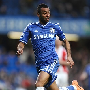 Chelsea left-back Ashley Cole is out of contract at the end of the season