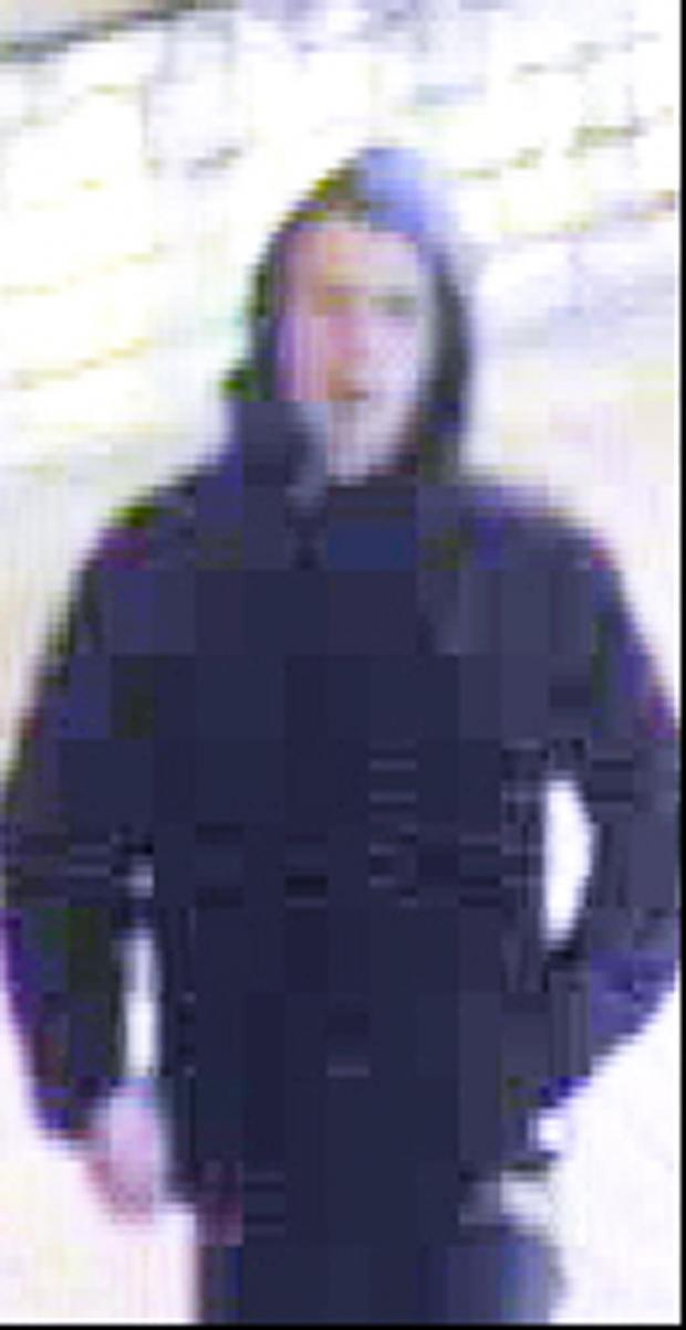 Burnley and Pendle Citizen: CCTV clue