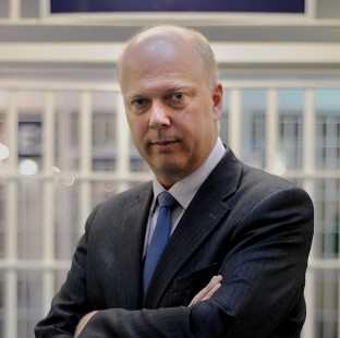 Labour wants a probe into claims Chris Grayling is politicising the Ministry of Justice.