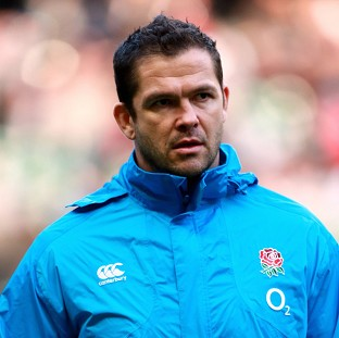 Andy Farrell made the move from league to union in 2005
