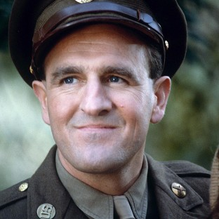 Christopher Malcolm, shown here in 1982 TV series We'll Meet Again, has died aged 67 (Rex)