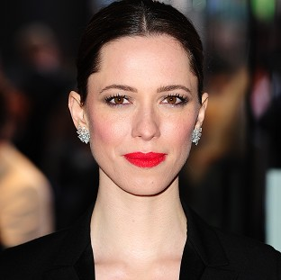 Rebecca Hall has been inspired by Katharine Hepburn
