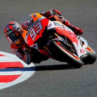 Marc Marquez is expected to be out for a month