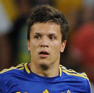 Yevhen Konoplyanka scored from the spot to consign Tottenham to defeat