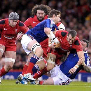 France struggled to get to grips with Wales