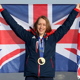 Lizzy Yarnold described her Sochi experience as 'incredible'