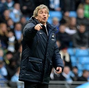 Manuel Pellegrini is not concerned about his snakebtten strikers