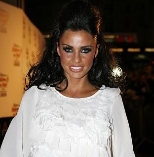 Katie Price took to Twitter after her handbag was taken from her car