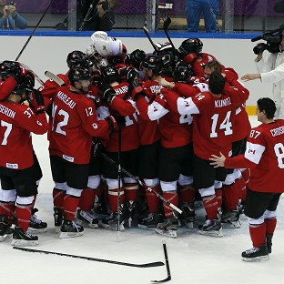 Canada keep Olympic crown