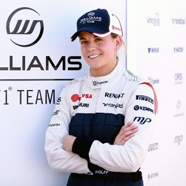 Burnley and Pendle Citizen: Susie Wolff will featurs in first practice at both Silverstone and Hockenheim