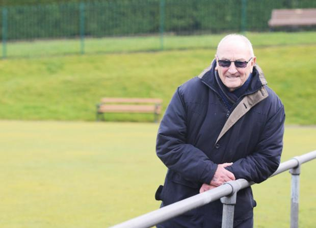 Burnley and Pendle Citizen: Tom Whittaker who has been visiting since he was a child