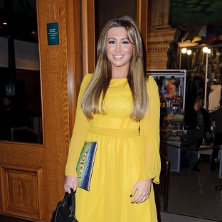 Lauren Goodger says she isn't jealous of Mark Wright and Michelle Keegan