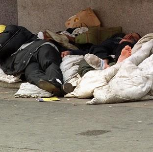 Burnley and Pendle Citizen: Counts and estimates compiled by local councils in the autumn put the number of people sleeping on the streets at 2,414