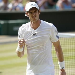 Andy Murray came back from a set down to win