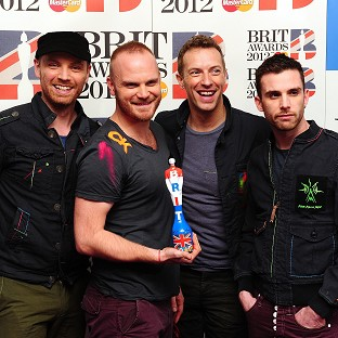 Coldplay have released a new track online