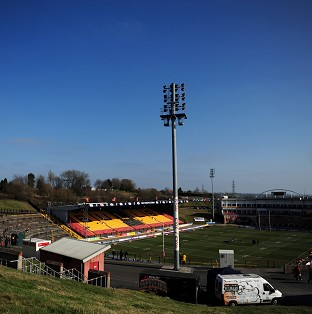Bradford Bulls' Odsal home, scene of yet more uncertainty